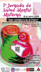 Primera Jornada de Salud Mental Materna (Chile)