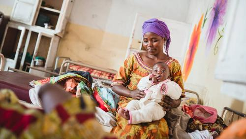 Prevalencia de depresión en mujeres con fístula obstétrica en países africanos de bajos ingresos