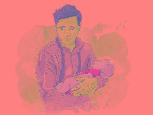 Perfiles de síntomas depresivos e ira en hombres: asociaciones con el funcionamiento familiar posparto