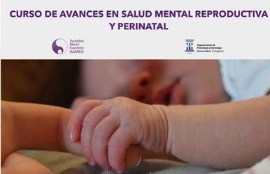 Curso Universitario de Avances en Salud Mental Reproductiva y Perinatal