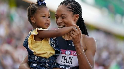 Maternidad y deporte de élite: el caso de Allyson Felix