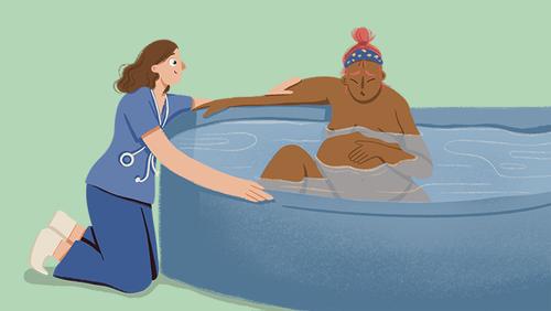Dilatar en el agua, ¿cuáles son sus beneficios?