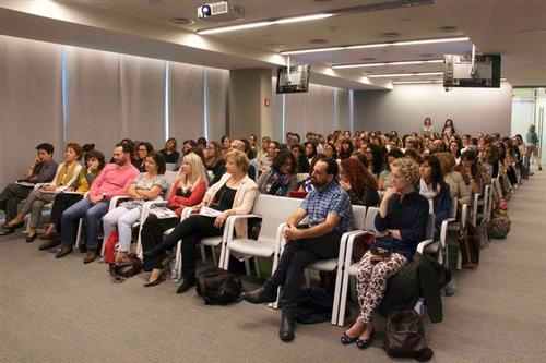 La VI Jornada de Salud Mental Perinatal volvió a llenar el auditorio