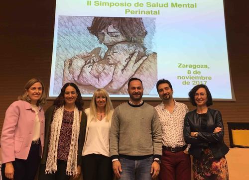 MARES difunde la salud mental perinatal en Aragón