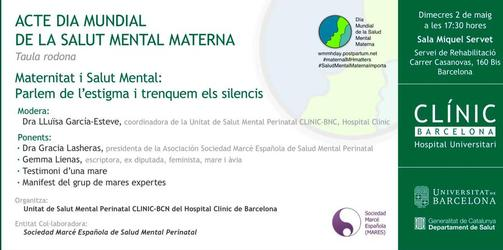 Maternidad y Salud Mental: hablemos del estigma y rompamos los silencios