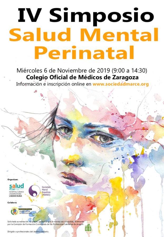IV Simposio de Salud Mental Perinatal