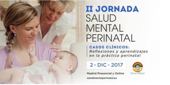 II Jornada monográfica Salud Mental Perinatal Terra Mater