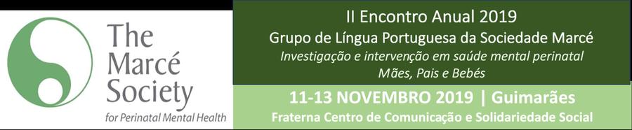 II Reunión anual 2019 - The Marcé Society Grupo de habla portuguesa