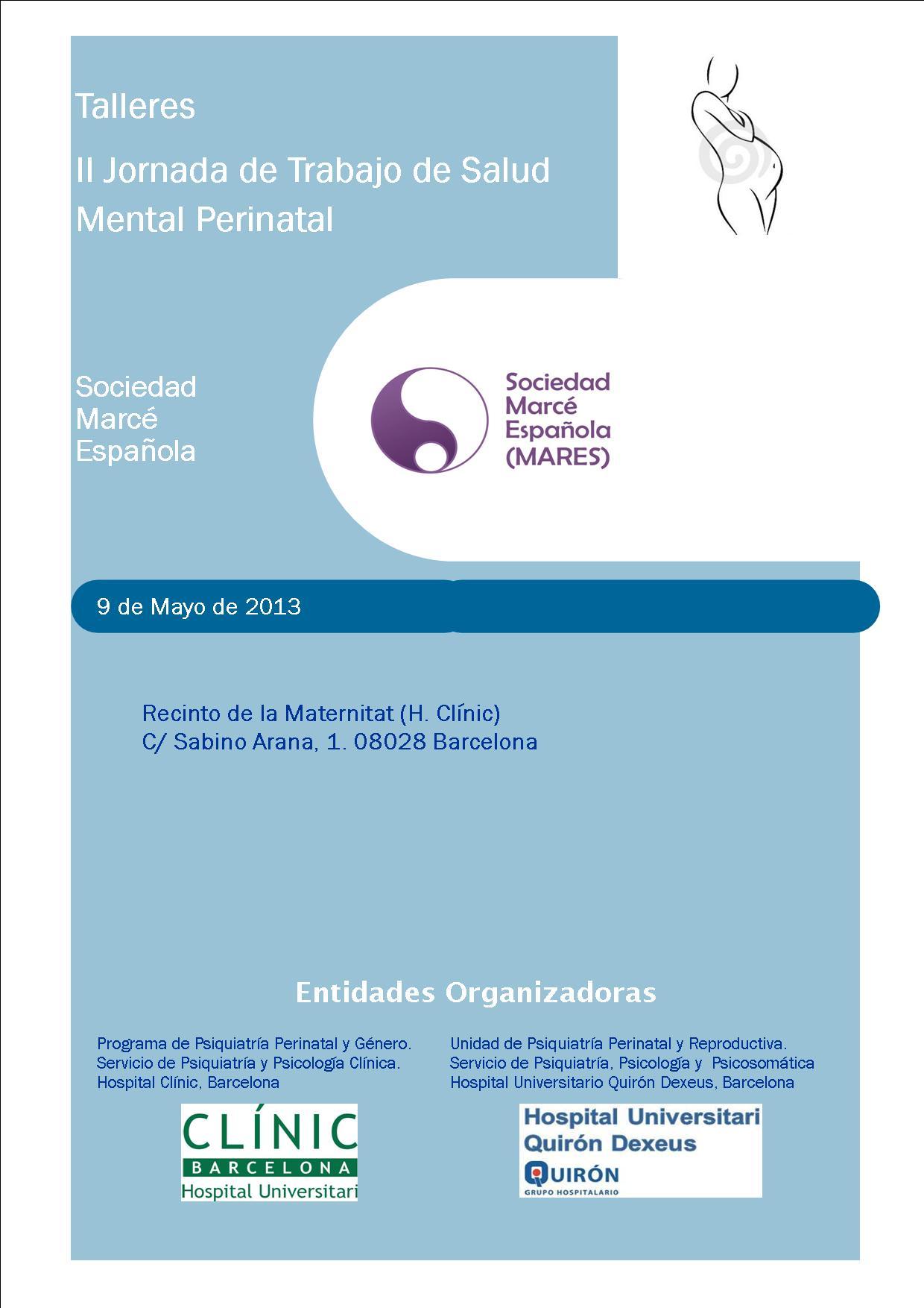 Taller de Duelo por pérdida perinatal: abordaje terapéutico